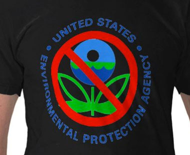 ban-the-EPA T-shirt